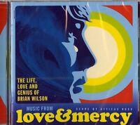 LOVE & MERCY  - COLONNA SONORA - CD NUOVO SIGILLATO