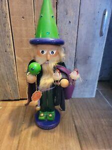 """18"""" Steinbach The Wizard of OZ Nutcracker Made in Germany Original Tag"""