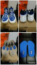 Nike Zoom Rookie Lwp Las Vegas Sole Collector Blue & White Shoes Us10 Only 250