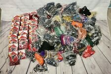 Lot of 120 Assorted New Sports Scarves & Beanies from Various Teams -Bbr1290