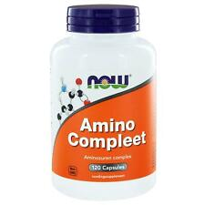 € 243,92 /  kg Compleet amino (120 capsules) - Now Foods