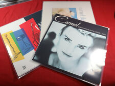 Carmel colección/Collection 3 LP 's the falling Everybody's the drum is everyth