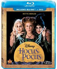 Hocus Pocus (Blu-ray/DVD, 2012, 2-Disc Set) DISNEY, GREAT SHAPE