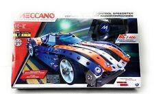 Meccano Erector, Remote Control Speedster Model Vehicle Building Set, with 2....