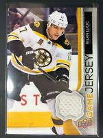 2014-15 Upper Deck Series One Game Jersey Milan Lucic