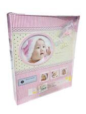 Album Foto Baby Neonato Regalo Bambina Femminuccia Rosa 240 Fotografie dfh