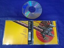 Judas Priest Screaming For Vengeance Japan 1st CD 1988 25・8P-5039
