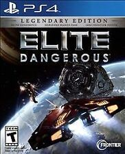 Elite: Dangerous -- Legendary Edition (Sony PlayStation 4, 2017) PS4 NEW