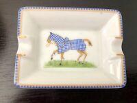 Hermes Mini Horse Ashtray