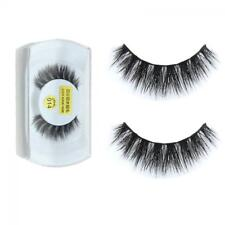 New  Mink Natural Thick False Fake Eyelashes Eye Lashes Makeup Extension