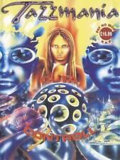 Tazzmania 13th June 1997 - 8 cd pack (Slammin, Dreamscape, Vibealite, Helter)