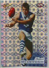 2008 AFL Select Champions Holofoil NORTH MELBOURNE HF105 HAMISH McINTOSH CARD