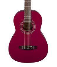 Chitarre e bassi rosso 6 corde