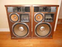 Sansui SP-3200 Speakers