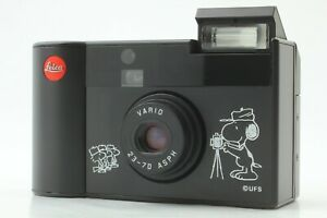 Very rare [EXC5] Leica c11 Limited Model Snoopy APS Camera From JAPAN