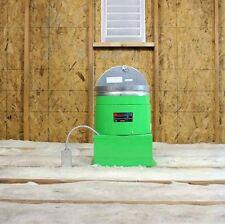 New Quietcool Energy Saver Garage Attic Fan 120v 1500 Cfm