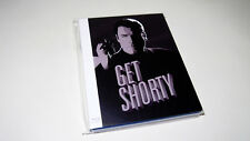 Get Shorty 20th Anniversary Wal-Mart Exclusive Blu-ray   Slipcover + Poster NEW