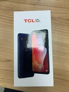 Brand New TCL 10L, Unlocked Android Smartphone