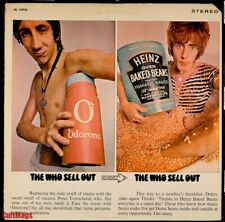 The Who - The Who Sell Out 1968 DL 74950 original LP vinyl