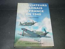 """"""" Aviateurs Polonais  En France En 1940 """" A complete History  in French"""