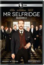 NEW! Mr. Selfridge Season 2 DVD 3-Disc Set  Free Shipping