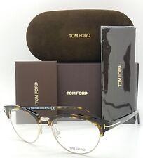 NEW Tom Ford RX Glasses Frame Dark Havana TF5471/O 052 53mm AUTHENTIC FT5471rx