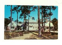 Myrtle Beach South Carolina Pink House Postcard