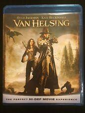 Van Helsing (Blu-ray Disc, 2009) MINT CONDITION!