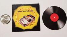"Miniature record album Barbie Gi Joe 1/6 Playscale Beastie Boys Hello Nasty 2"""