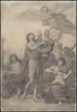 Circle of FANTIN-LATOUR: Glorification du Franz LISZT (Composer)