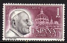 Spain - 1962 2nd Concile / Pope John XIII - Mi. 1375 MNH