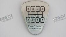 Genuine Fuller transmission shift knob medallion 7 Speed
