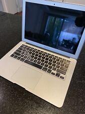 "Apple MacBook Air 13"" Laptop, 128GB 2015, Silver"
