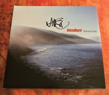 GFA Incubus Morning View * MIKE EINZIGER * Signed Record Album PROOF COA