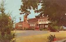 Marmora New Jersey Tuckahoe Inn Street View Vintage Postcard K107808