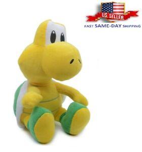 "Super Mario Bros Koopa Troopa TV Series Plush Toy Doll Gift Stuffed Animal 9"""