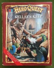 Hero Quest Expansion Kellers Keep. Boxed