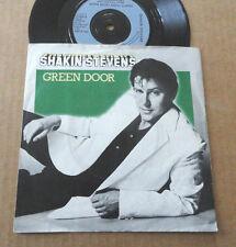 """DISQUE 45T DE  SHAKIN' STEVENS  """" GREEN DOOR """""""
