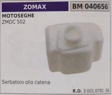 3001079138 TANQUE BOMBA DE ACEITE CADENA PARA MOTOSIERRA ZOMAX ZMDC502 ZMDC 502