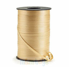 """Crimped Curling Ribbon 3/16"""" 500 Yds (1500 Ft) Spool Balloons Party Supplies"""