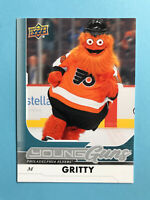 Gritty 2018-19 Young Guns Upper Deck Rookie Hockey Card #SPGR  Philadelphia Hot!