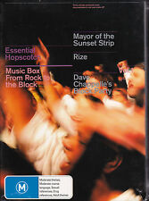 Essential Hopscotch - Music Box From Rock To The Block - DVD (Brand New Sealed)
