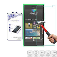 For Microsoft Nokia Lumia 730 / 735 Premium Tempered Glass Screen Protector Film