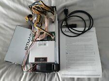 Bitmain Antminer S9 Bitcoin ASIC Miner 13.0T (13 Th/s) w 220V OEM Power Supply