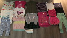 Girls Clothing Lot, 17 Items, Size 5/6, Nike, Crazy8, 1989 Place, Gymboree