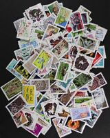 FRANCE wonderful collection of of 125 different recent used stamps, nice variety