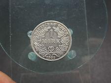 1 Marco 1909 G Imperio Alemán (130216)