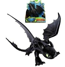 How To Train Your Dragon Night Fury Hidden World Figure Kids Toy Collectible