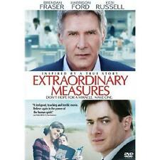 Extraordinary Measures (DVD, 2010) Harrison Ford, Keri Russell, Brendan Fraser