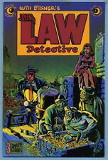 John Law Detective #1 1983 Will Eisner Eclipse Comics